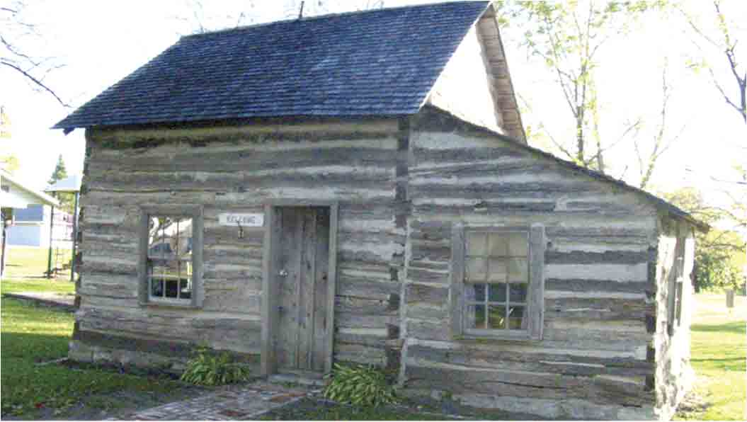 The log cabin that sits in Carey's Park in Ossian has been a staple of the community for over 40 years. Recent efforts by the family of Bob Carey, who built the park and helped bring the cabin to its current site, have started to help make sure the cabin remains a part of Ossian for...