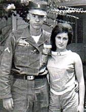 Mr. and Mrs. Marvin Van Sickle